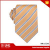 Popular Fashion Custom Wholesale Silk Tie For Men with striped pattern