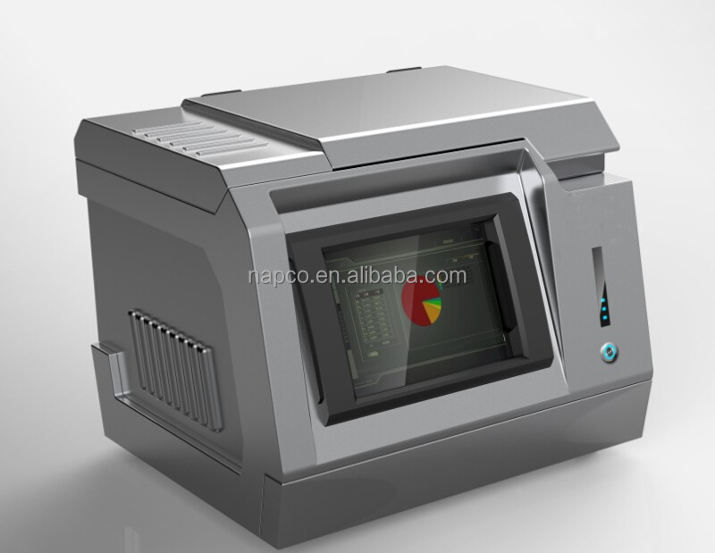 XRF Gold Testing Machine / Gold and silver testing machine