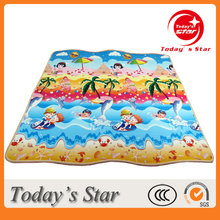Non-toxic Super Soft Baby Play Mat Good Quality Children Outdoor Rest Mat