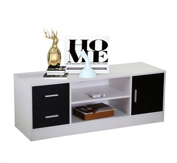 Living Room New Model TV stand Cabinet With Showcase Panda furniture