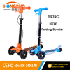 High quality pro scooter freestyle kick scooter with PU wheel