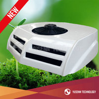 12/24v roof top mounted RV air conditioner