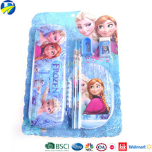 FJ brand wholesale cartoon fancy pictures of stationery set for kids