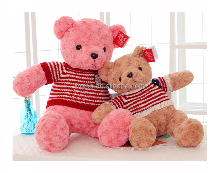 eddy bear plush toy/plush toy teddy bear/ teddy bear plush with cloth
