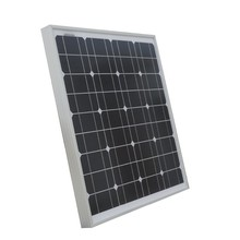 A Grade Quality portable mono solar panel 40w 50w 60w 70w with TUV certification
