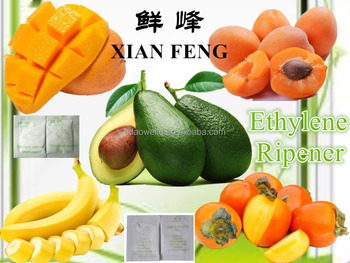 Powder State and Plant Growth Regulator Classification Ethylene Ripening