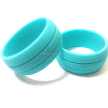 Latest Design Cheap Customized Silicone Rubber Finger Ring