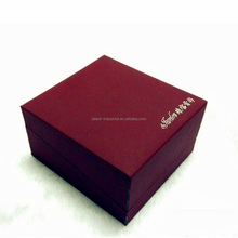 Elegant Jewellery Box with Velvet Lining Inside Packaging Wholesale