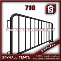 2015 Good Quality PVC Coated Temporary Fence For Construction Site