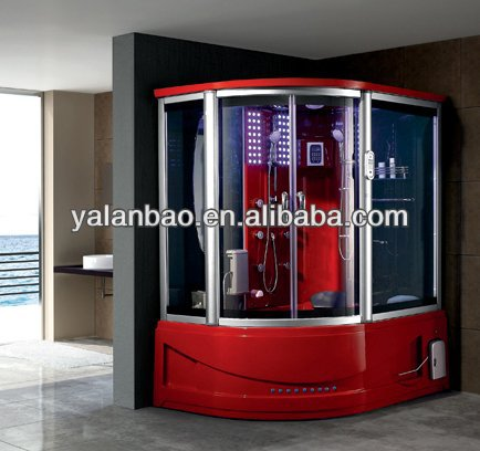 Althase Steam Shower Shower Room Bath and Body Works Msds Steam Shower room With TV / MP3 RED 2013 G165I