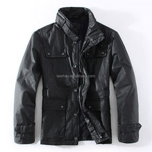 Fashion classic mens bomber jacket made in china wholesale mens garments