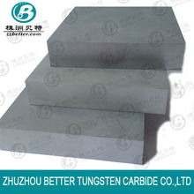 extruded durable YG8 carbide polished sheet/strips/plates