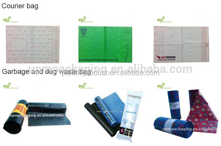Pet waste bags for dogs
