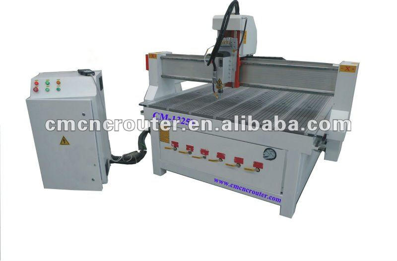 CM-1325 Wood CNC Machine Pictures