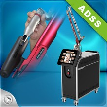 ADSS CE approved Pigmentation Treatments Tattoo Removal Picosure Laser machine
