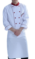 french chef cook uniform