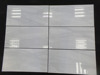 Brand New Polished Chinese Sivec Natural stone polished white marble For Floor Tiles and Wall Tiles