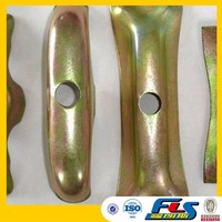 High Quality Yellow Flat Rib Washer For Fastener