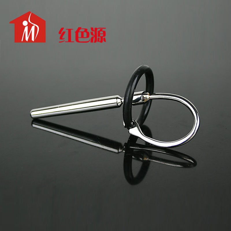 100%Real Stainless Steel Vagina Penis Ear Plug Sex Toys For Male