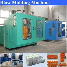 HDPE BOTTLE BLOWING PRODUCTION MACHINERY