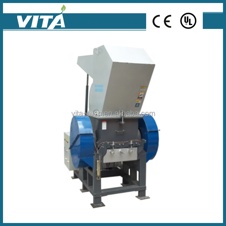 30HP Large Capacity PP PE Woven Bag Film Hammer Mill Crusher