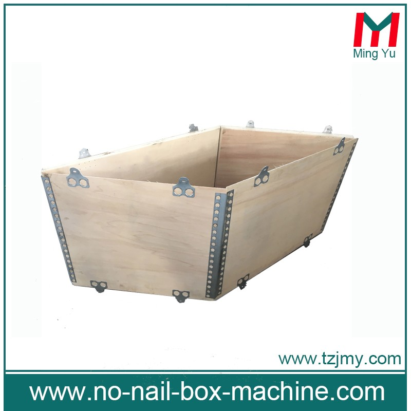 3p nailless box plywood case