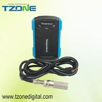 Tzone usb charging temperature humidity thermo logger gsm temperature sensor