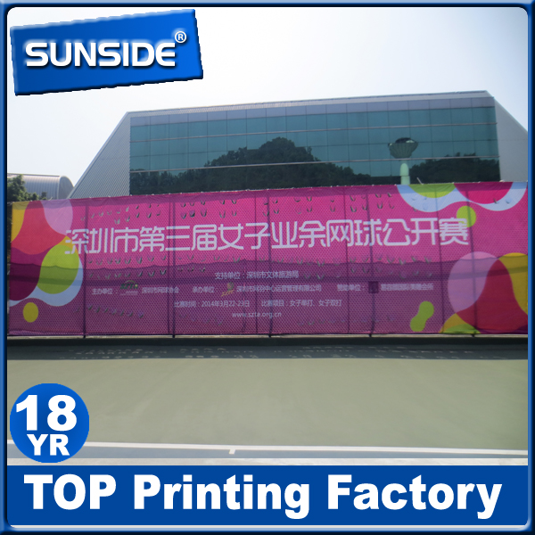 Digital printing banner,factory price flex banner printer in China -L0113