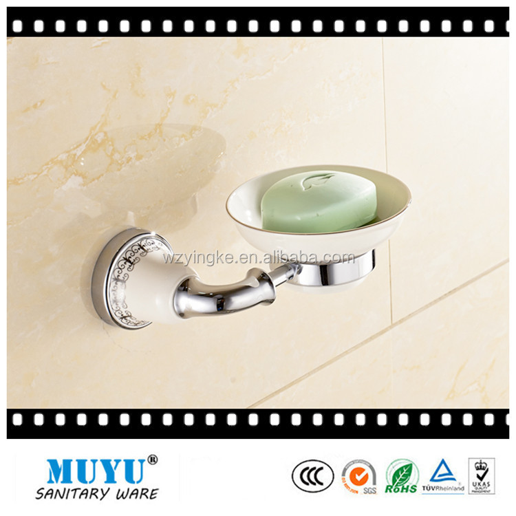 zinc ceramic Soap Holder soap dispenser hotel soap dish