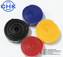 Recyclable 20mm Colorful Nylon Back to Back Hook and Loop Fastener Tape