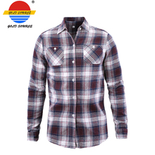 Yarn Dyed Styling Ultrasoft Casual Wear Blouse 100% Cotton Flannel Plaid Women Shirts