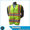 2017 Hi Viz Reflection Security Waistcoat