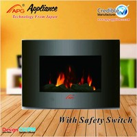Wall mounted electric fireplaces, wall fireplace
