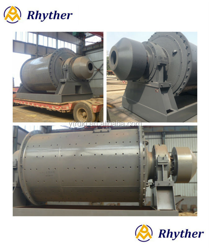 Good corrosion resistance tube ball mill grinding mill