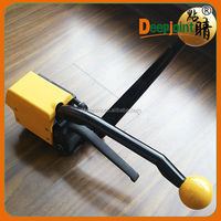 buckle free manual steel strapping tool