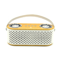 New design super bass power bank bluetooth speakers best buy with led light 2000mah 10w