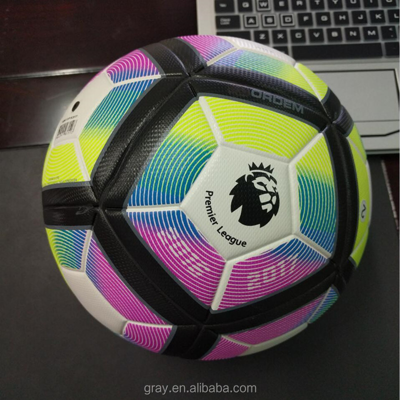 official size 5 stock Cheap football / Soccer <strong>Balls</strong>