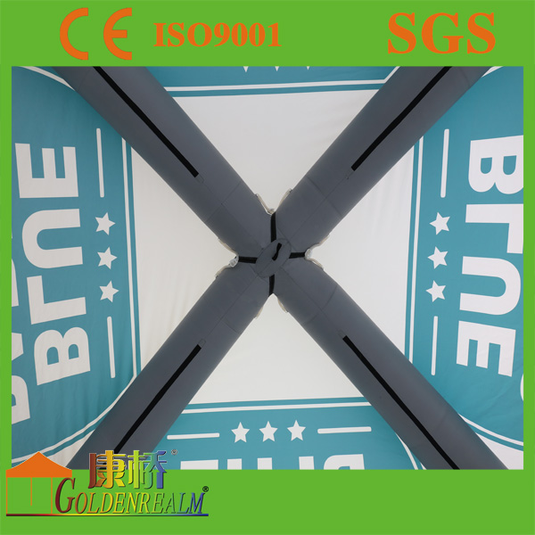 Portable outdoor inflatable folding shelter tent /promotion inflatable tent