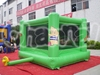 Green Mini Elephant Bouncer Inflatable Jumper for Kids