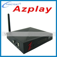 Satellite decoder azplay IKS SKS CS IPTV WIFI Satellite TV Receiver Nagra 3 Decoder better than tocomsat phoenix hd