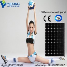lowest price and MOQ 5w to 300w mono crystalline solar panel solar battery charger