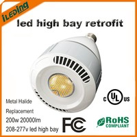 Metal Halide light Replacement UL 200w LED High Bay Retrofit