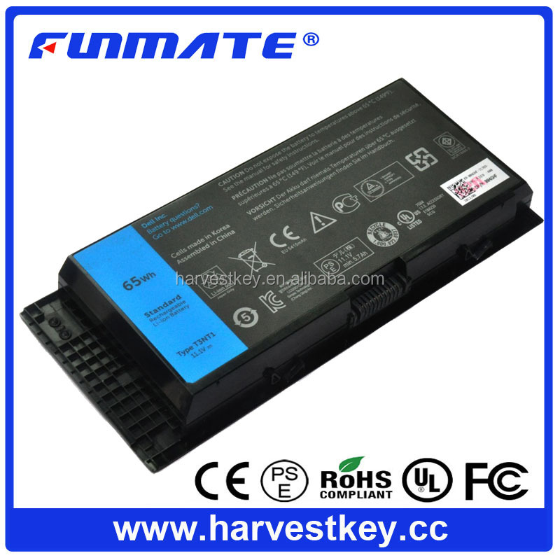 laptop battery for Dell Precision M6600 M4700 M4600 M6700 PG6RC 451-11743 R7PND FV993 battery