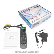 DVB Combo GX Frequency 550MHz DVB S2 T2 Combo HD Satellite Receiver MPEG4 H.264 Watch Yutube by USB Wifi Set Tv Box
