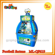Bingo machine Football fortune ML-QF619 Coin operated amusement redemption game coin machine