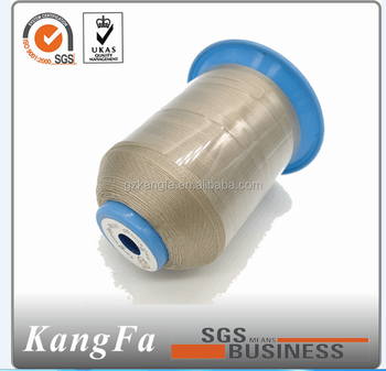 Kangfa 100% Polyester High-grade leather bags sewing thread