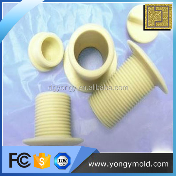 Custom high quality hollow plastic bolts