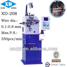 (XD-208)Cheapest Extension CNC Spring Forming Machine