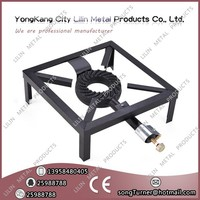 Professional design gas cooking range with grill with low price