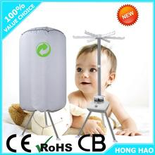 household air o dry portable clothes dryer made in China